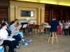 2001 Rehearsal at Belsay