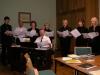 2007 Rehearsing at St Nics October